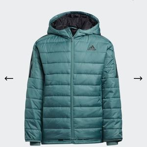 Adidas PUFFER JACKET:INSULATED,WATER-RESISTANT